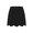 TOPSHOP Petite Scallop Hem Mini Skirt