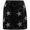 Star Embellished Mini Skirt