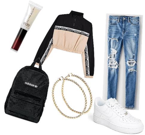 Casual Baddie Outfit Shoplook