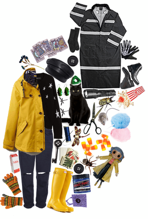 Coraline And Wybie Outfit Shoplook