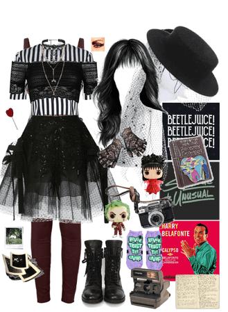 Lydia Deetz Outfit | ShopLook