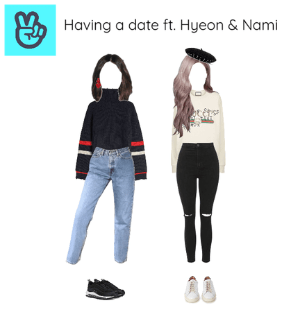 Vlive- Nancy Outfit | ShopLook