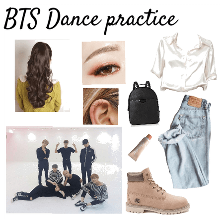 Boy with Luv Dance Practice: Jungkook Outfit | ShopLook
