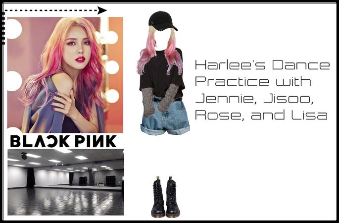 Blackpink Dance Practice Outfit Shoplook