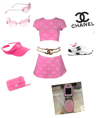 0d810d6fa Chanel 90s babe Outfit | ShopLook