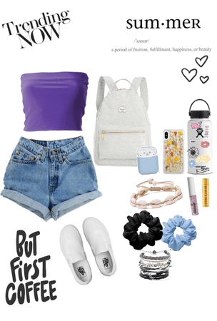 basic vsco summer Outfit | ShopLook