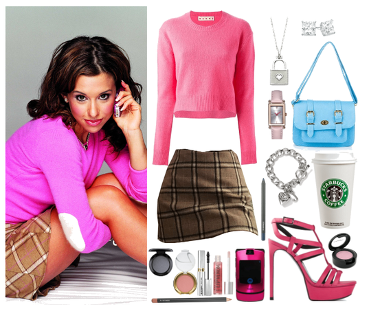 Gretchen Weiners Outfit