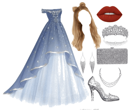 Disney Inspired Prom Merida Brave Outfit Shoplook