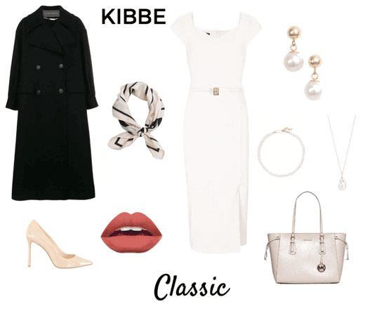 Soft Dramatic kibbe Outfit | ShopLook