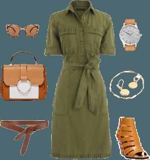 5c0a354fa0 J.Crew Ruffle-hem utility dress