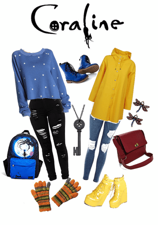Coraline Is Life Outfit Shoplook