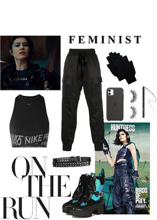 Harley Quinn Birds Of Prey Outfit Shoplook