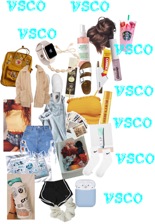guide to a basic vsco girl Outfit   ShopLook