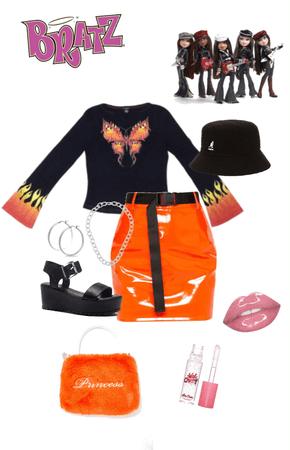 Bratz Outfit Shoplook
