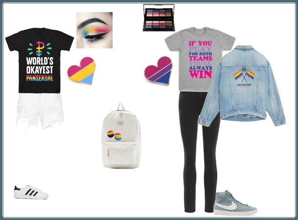 c5f00397a bi pride Outfit   ShopLook