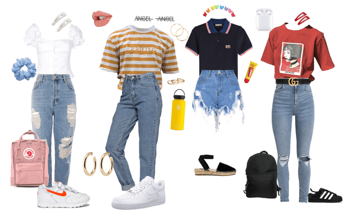 80s inspo Outfit