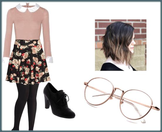 gamin natural gamin romantic gamine dramatic Outfit | ShopLook