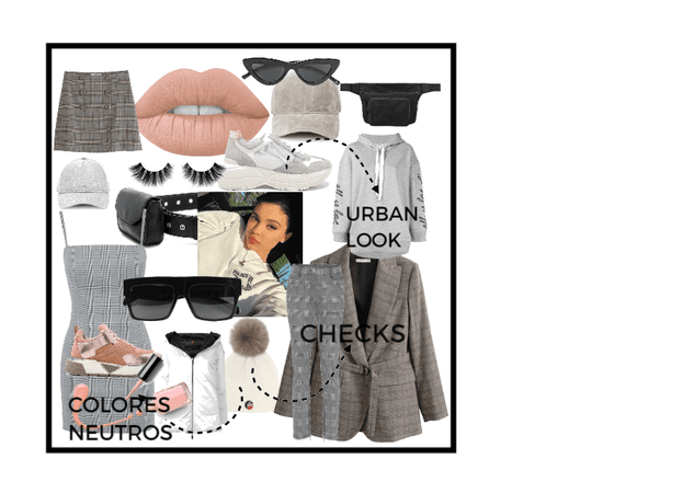 3dc7a38d7716e SHOP THE LOOK. Kylie Jenner s 21st Birthday · NEUTRAL MOOD BOARD