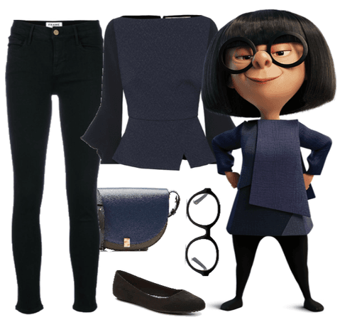Edna Mode Incredibles 2 Outfit Shoplook