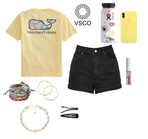 Vsco girl Outfit | ShopLook