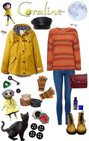 Coraline Jones Outfit Shoplook