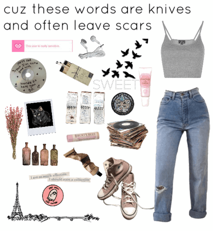 Soft Girl Outfit / Aesthetic Outfit