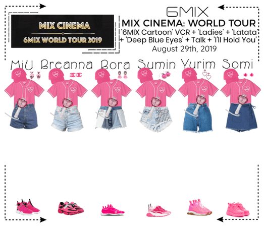 6mix》Mix Cinema | Melbourne Outfit | ShopLook