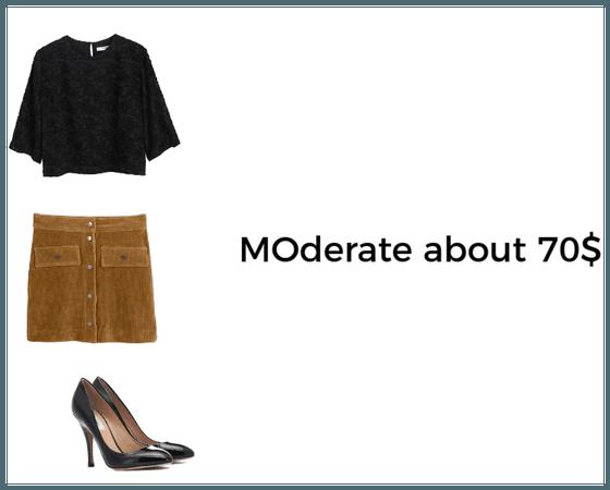 najlepsze buty świeże style wyprzedaż resztek magazynowych Moderate Outfit | ShopLook