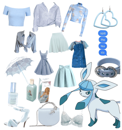 10dc6f21 Glaceon Outfit | ShopLook