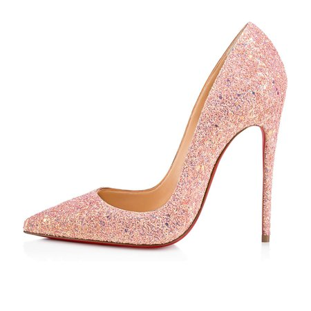 730020539a0a Christian Louboutin - So Kate 120 Pompadour Glitter Dragonfly | ShopLook