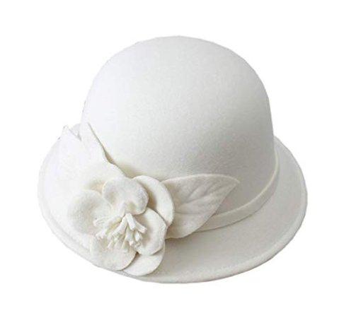 419e235d939 1920s womens bowler hats white - Google Search
