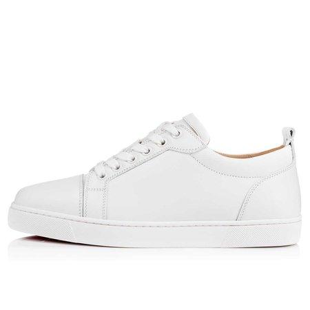Vans Old Skool Leather Sneakers ($95) ❤ liked on Polyvore