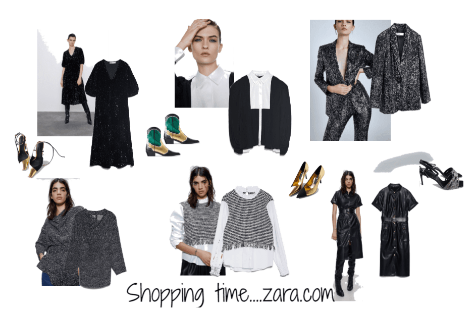 Shooping time...zara.com