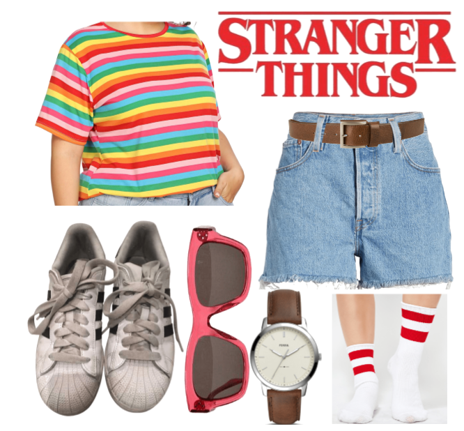 stranger things style: max Outfit | ShopLook