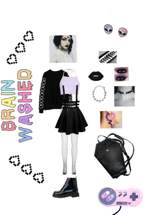 e51e5ea9a633 Pastel-Goth Outfit