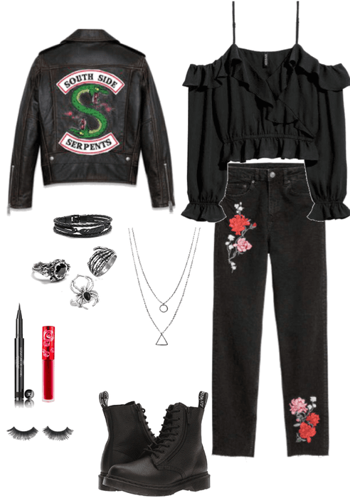Riverdale Outfit Shoplook