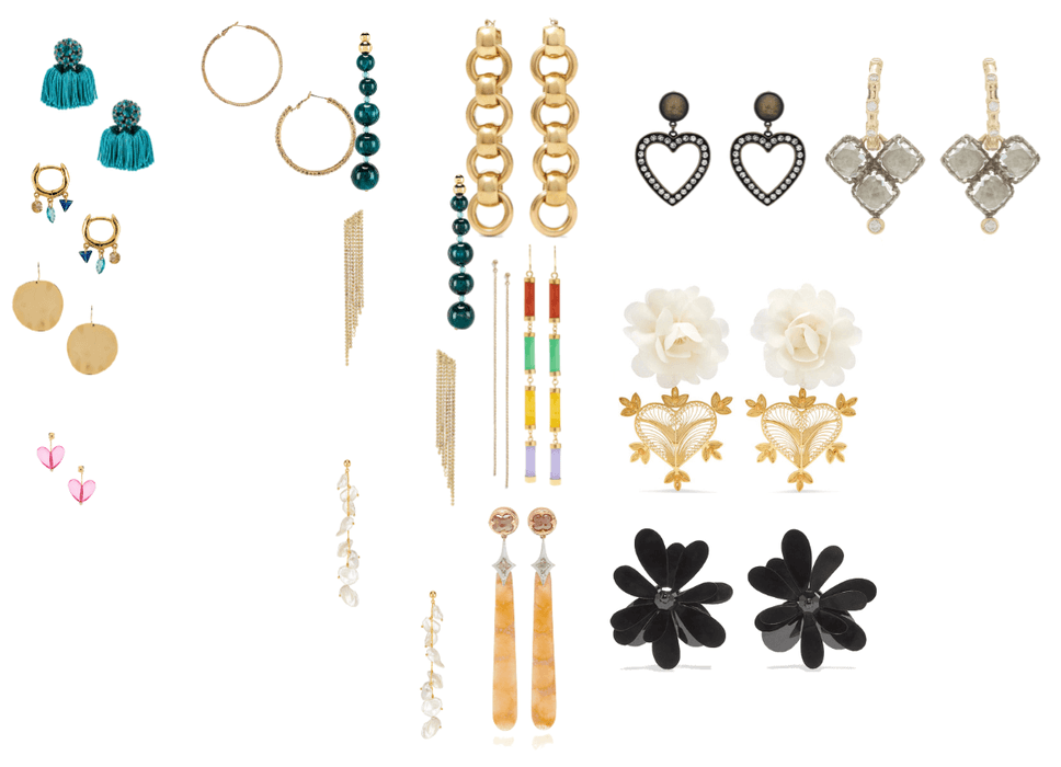 Fine Oval And Round Face Earings Outfit Shoplook Schematic Wiring Diagrams Amerangerunnerswayorg