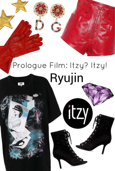 Prologue Film Itzy Itzy Ryujin Outfit Shoplook