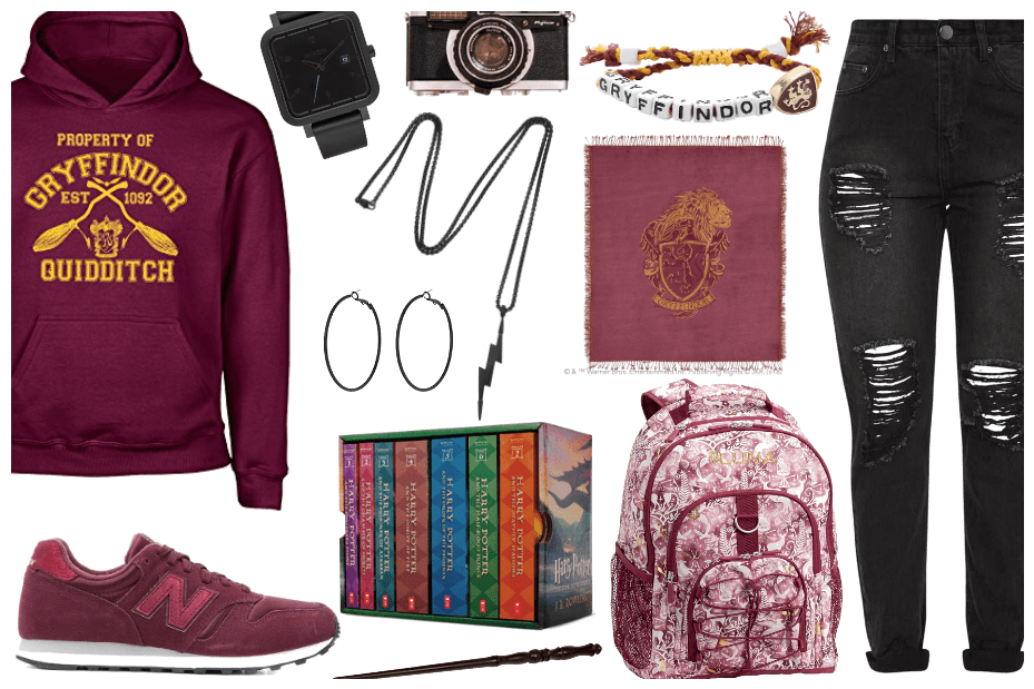 8142a6dced Harry Potter Outfit