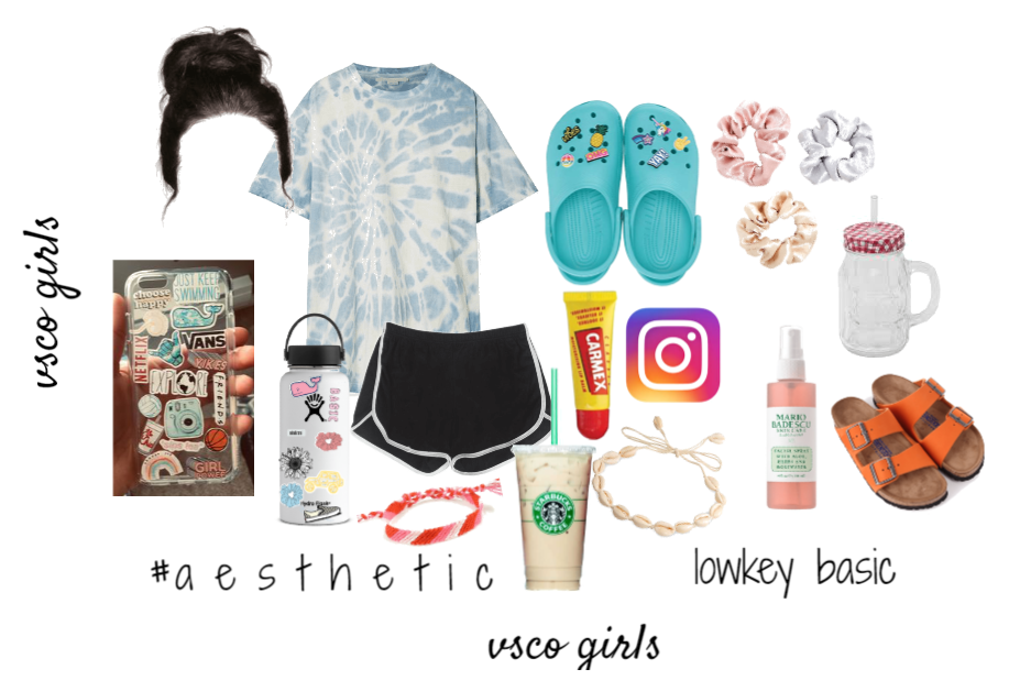 vsco girls Outfit | ShopLook