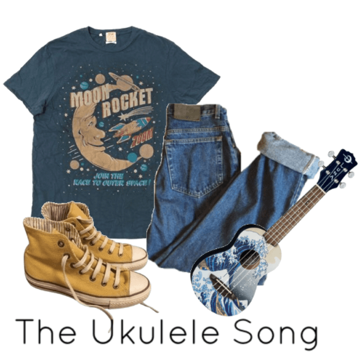 the ukulele song Outfit | ShopLook