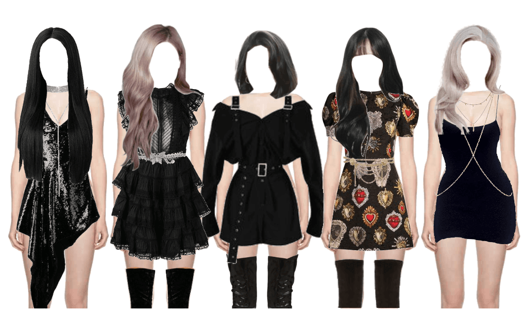Kpop Music Awards Inspired Outfits Outfit