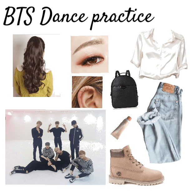 1d1bc083bcd7 BTS inspired~ Dance practice <3 Outfit | ShopLook