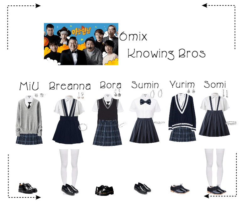 56cca2dd98cc 6mix》Knowing Bros Outfit | ShopLook