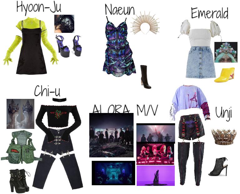 DDU,DU DDU,DU M/V Outfits 1