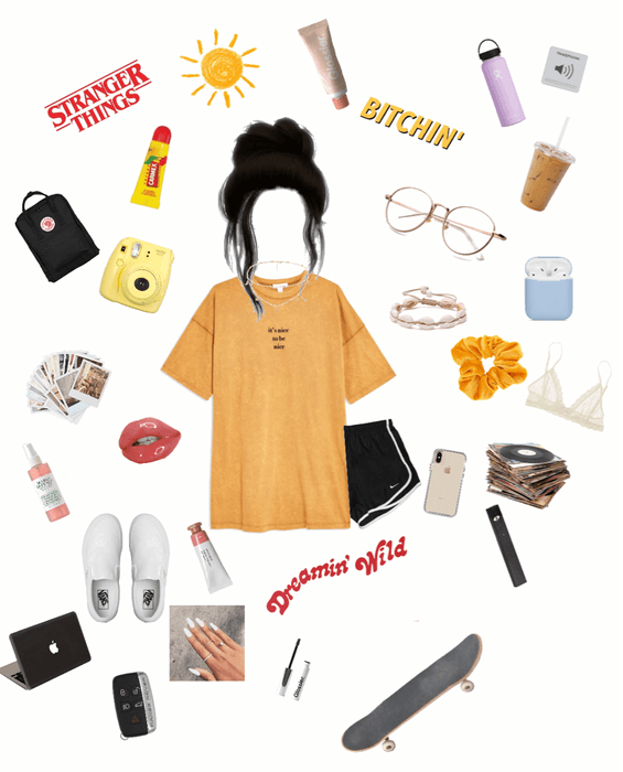 VSCO girl aesthetic pt 1 Outfit | ShopLook