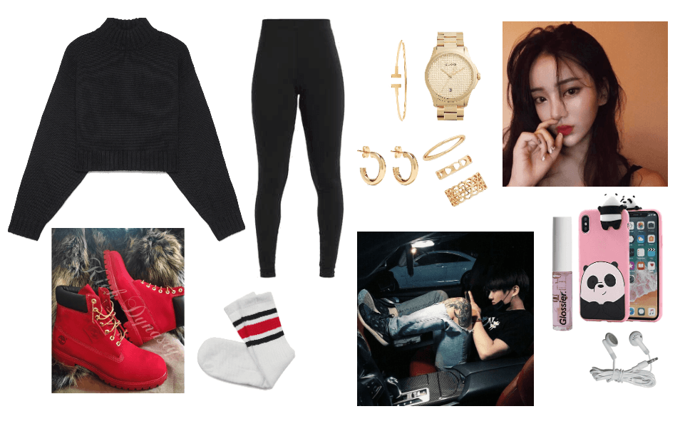 Late night drive with Jungkook Outfit | ShopLook