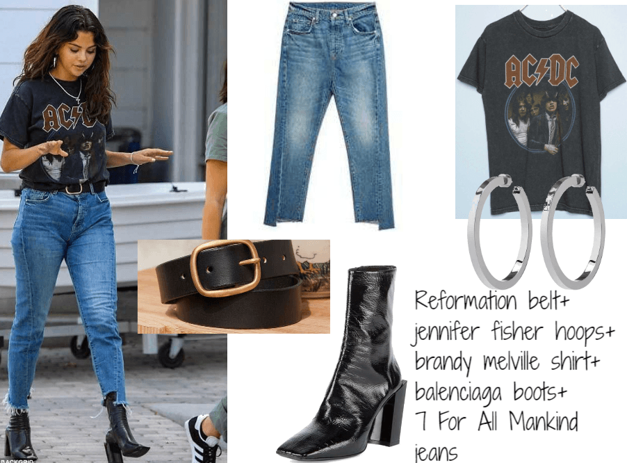 Selena Gomez Style 29 7 18 Outfit Shoplook