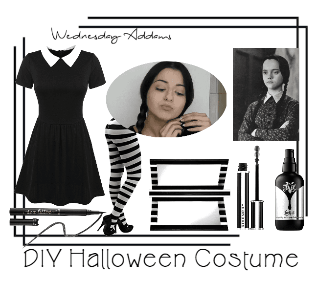 Wednesday Addams Cosplay Diy Costume Outfit Shoplook
