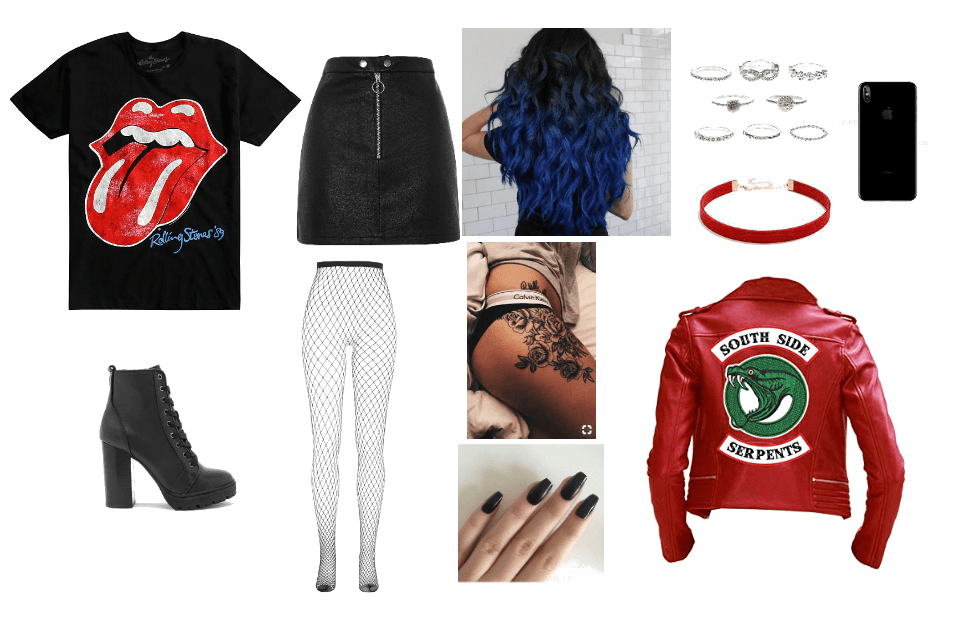 Riverdale Inspire Outfit Shoplook